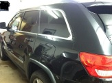 Jeep Lorado After Car Window Tinting