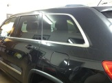 Jeep Lorado Before Car Window Tinting