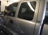 chevy front door window tinting